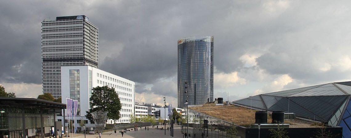 Bonn-Aachen IT - Center, Dahlmannstr
