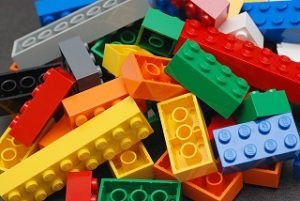 in Modular Programming, you can reuse your code like Lego blocks.