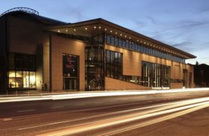 Museum of German History inside Bonn University.