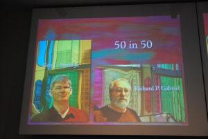 A presentation with Richard P. Gabriel