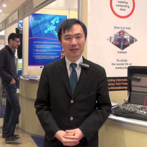 Satoshi Matsuoka in an interview.