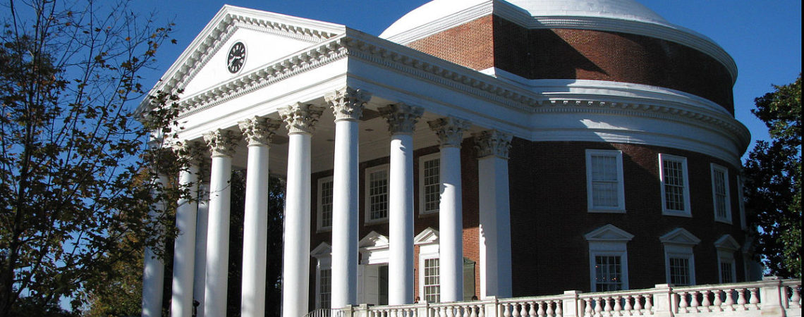 University of Virginia, Charlottesville, Virginia, USA