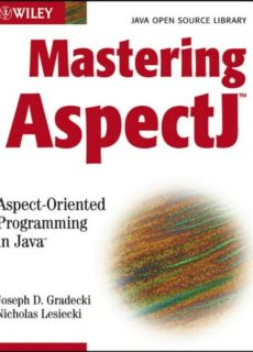 A great book on AspectJ